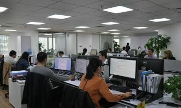 Personalberatung, Büroservice und Accounting in China