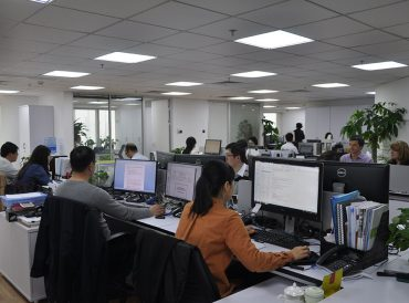 HR Consulting, Office Service and Accounting in China